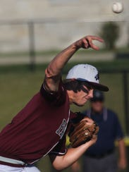 Menomonee Falls pitcher Ty Weber was State and Now