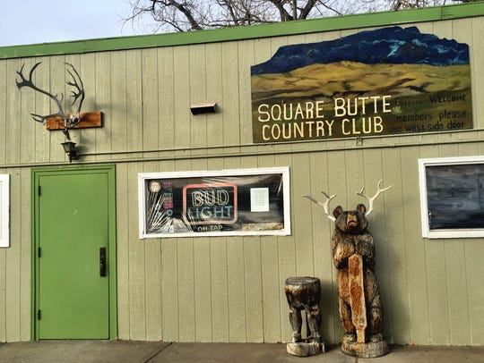Square Butte Country Club