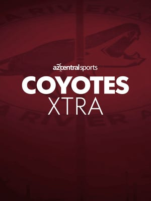 Arizona Coyotes XTRA app.