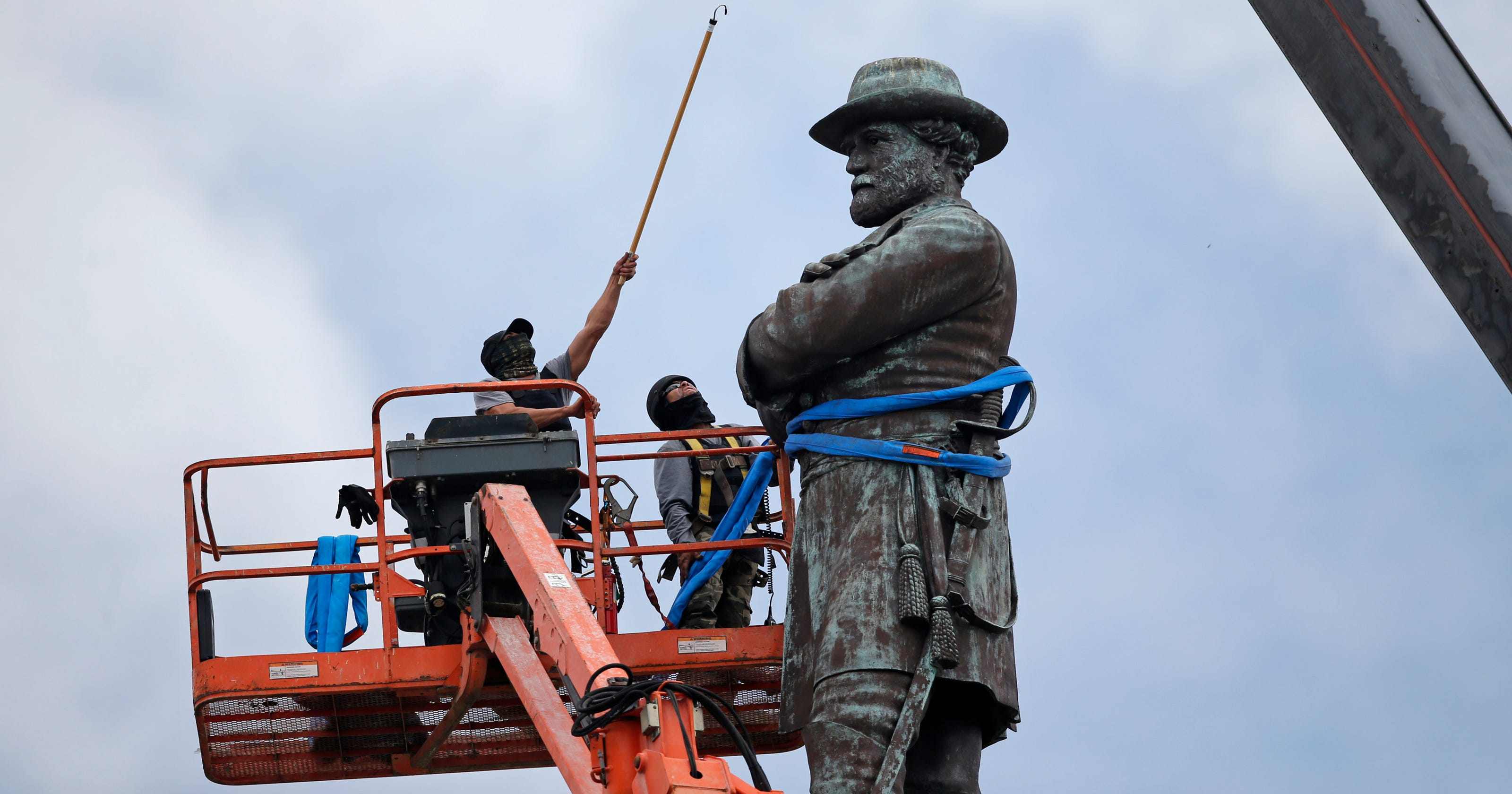 Confederate statue removal in Alabama: How much would it cost?