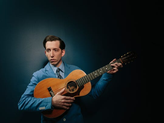 Pokey LaFarge brings his old-time sound to Higher Ground