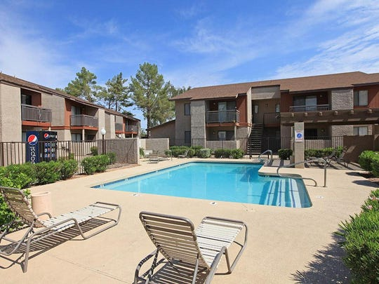 Werner Investments paid $8.9 million for Tesoro apartments in Phoenix.