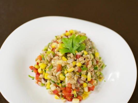 Farro Salad 2