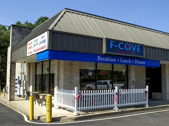 F-Cove Restaurant in Brick. Friday, May 29, 2015. Brick, NJ. Mike McLaughlin/Asbury Park PressASB 0529 F COVE