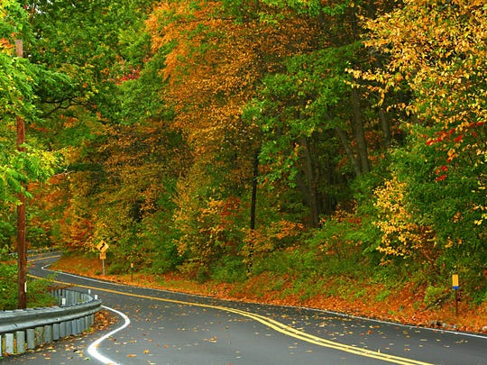 Shades of Death Road.