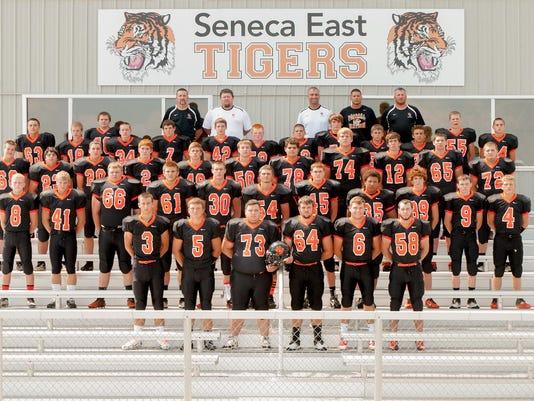 Seneca East Team Photo