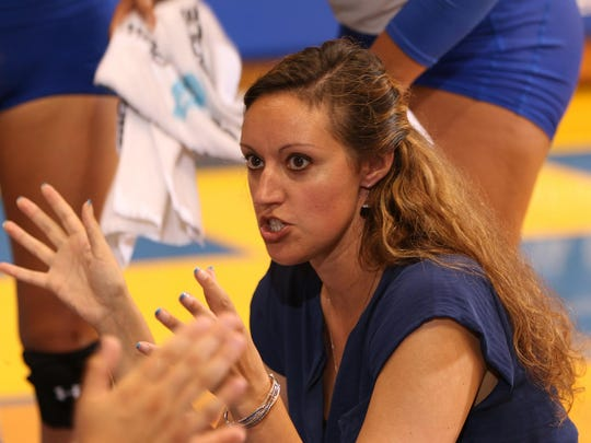 Nicole Cirillo went 24-120 in five years as SDSU volleyball coach