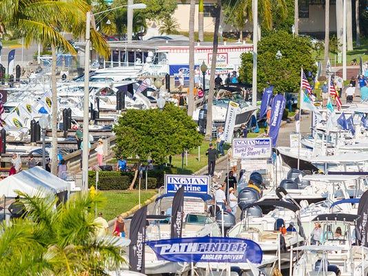 fm boat show