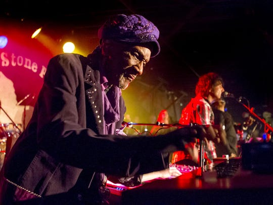 Bernie Worrell, founding member of Parliament-Funkadelic,