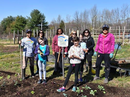 Wilmington Friends Organic Garden