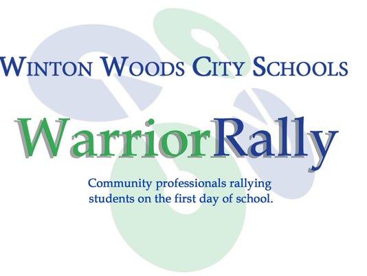 Warrior Rally logo