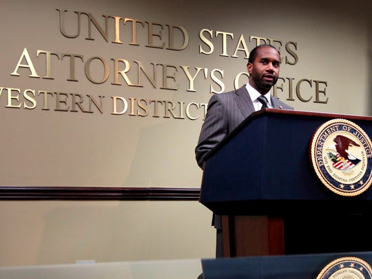 U.S. Attorney Edward Stanton III of Memphis will monitor the Memphis Police Department's surveillance activities.