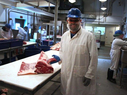 Prof. Amilton de Mello of UNR discovered the bonanza cut.