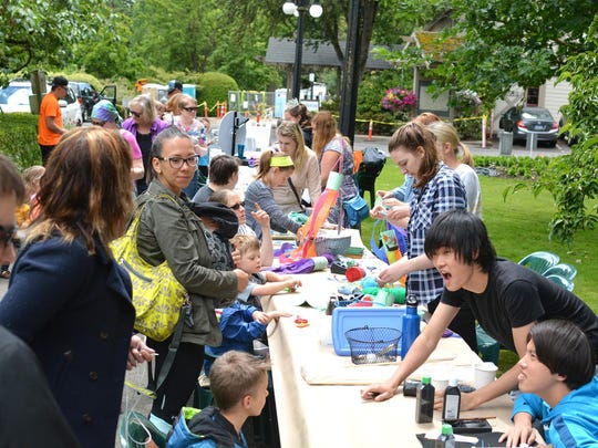 Explore history, the arts and Bush's Pasture Park with family-friendly, hands-on activities during the free Exploration Day 1 to 5 p.m. June 17 at Bush's Pasture Park. The event will include discounted tours of the Bush House Museum at 1, 2, 3 and 4 p.m.