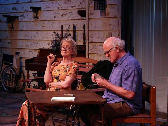 "Williamston Theatre's ""The Gin Game"" oficially opens"