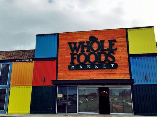A Whole Foods