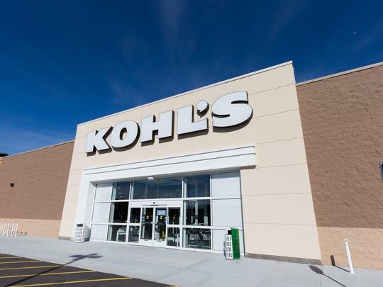 Kohl's Shop Entrance