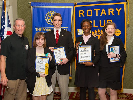 Hville Rotary speech contest.JPG