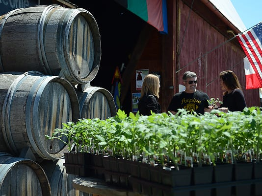 Cayuga Lake Wine Trail wine and herb.jpg