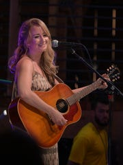 Margo Price performs at HDTV Lodge during CMA Music