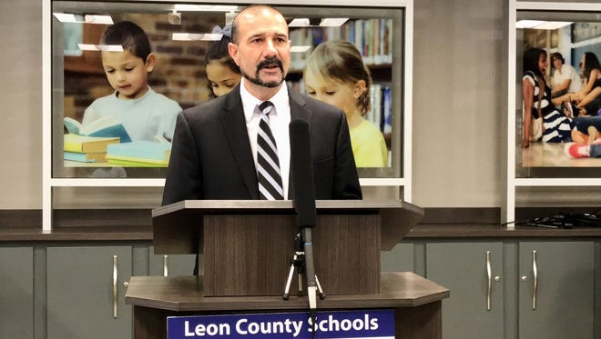 Rocky Hanna discusses a Florida Virtual School data breach that could impact 50,000 or more Leon County students and teachers.