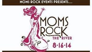"Moms Rock Events hosts ""Moms Rock the River!"" and one mile family friendly stand up paddle event benefitting Mary's Place by the Sea in Ocean Grove, NJ>"