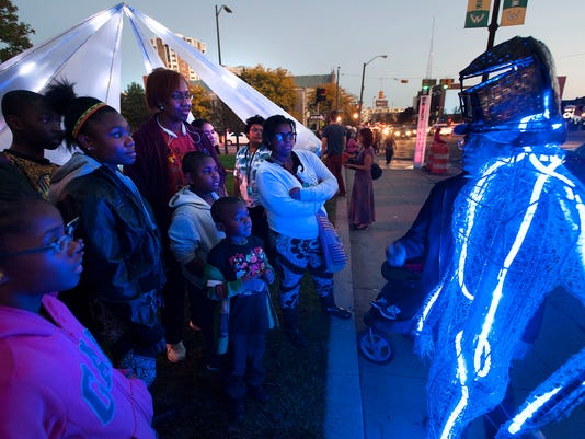 Dlectricity in Detroit