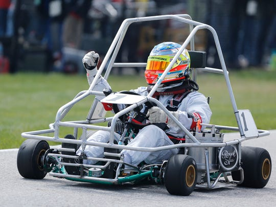 Four-time Purdue Grand Prix champion Jimmy Simpson