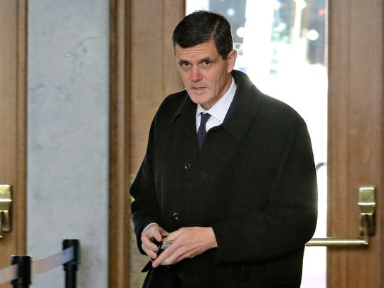 A federal jury was unable to reach a verdict in the trial of Washington state auditor Troy Kelley.