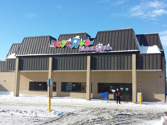 "The Brookfield Toys ""R"" Us is expected to re-open later"