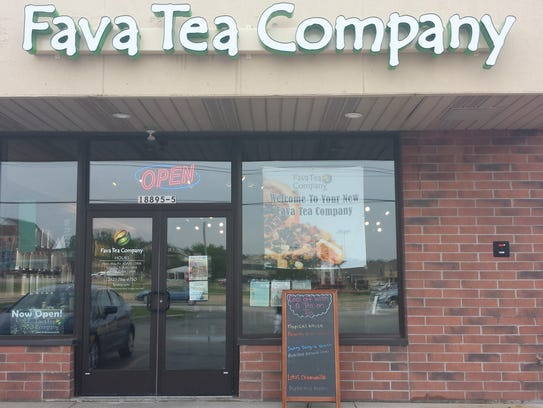 Fava Tea Company's new location is located at 18895
