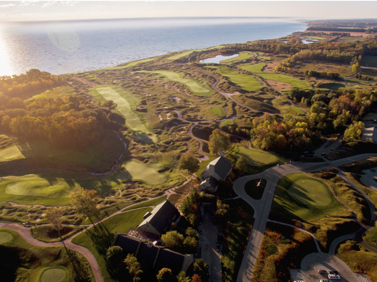 Whistling Straits will be the home course of the Ryder Cup in 2020.