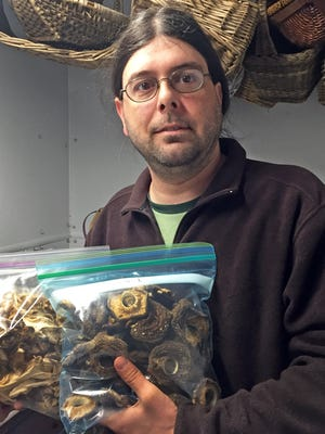 Tavis Lynch has been hunting for mushrooms pretty much his whole life. When demand grew, he turned to cultivation.
