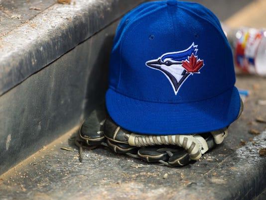 MLB: Toronto Blue Jays at Texas Rangers