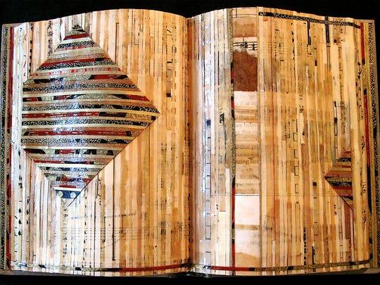 """""""Continuum"""" by Deborah O'Keefe."""