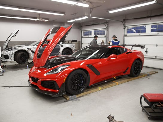 King ZR1 posted a jaw-dropping 2.37.3 time — over a