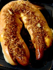 Averaging about 400 sales per game at Lambeau Field, the Horse Collar has proven fans will welcome mega-sized foods.