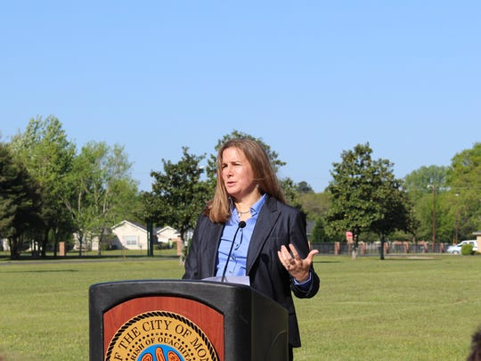 Alana Cooper, president and CEO of the Monroe-West