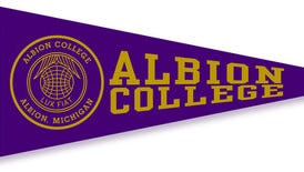Albion College can trace its roots to a school founded March 23, 1835.