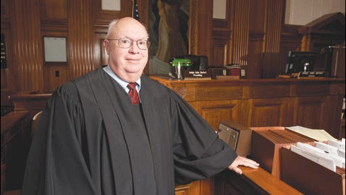 Milwaukee County Circuit Judge John Siefert.