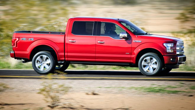 Ford's aluminum-bodied 2015 F-150 pickup might cost too much to build, too much to market, eroding this year's earnings, some Wall Street analysts fear.