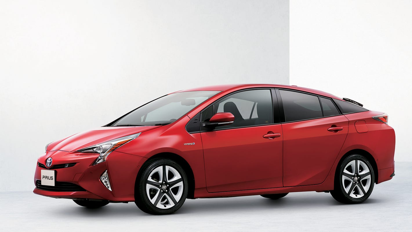 2016 toyota prius to get 55 m p g. Black Bedroom Furniture Sets. Home Design Ideas