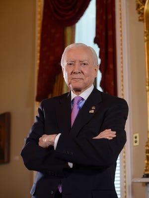 Senate Finance Chairman Orrin Hatch, R-Utah