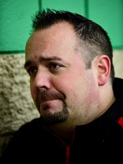 Churchill coach Jason Reynolds