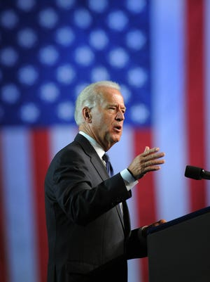 Former Vice President Joe Biden will rally with Joe Donnelly in Hammond, Indiana on Oct. 12.