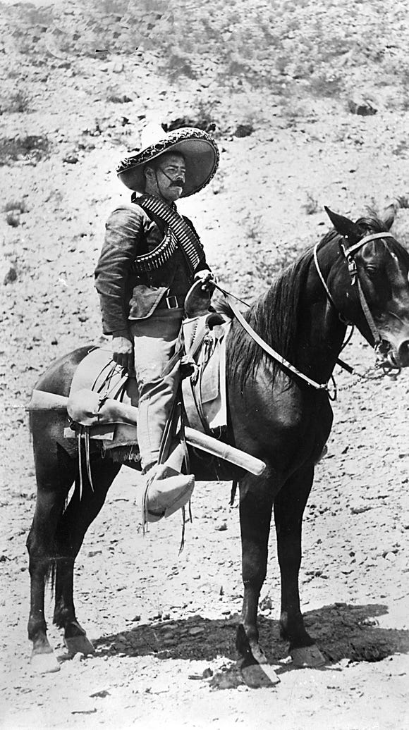 "General Francisco ""Pancho"" Villa."
