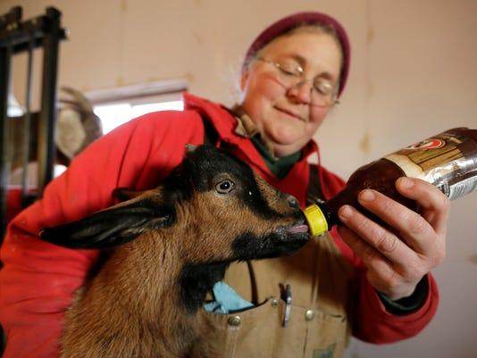 Food and Farm Goat Milk
