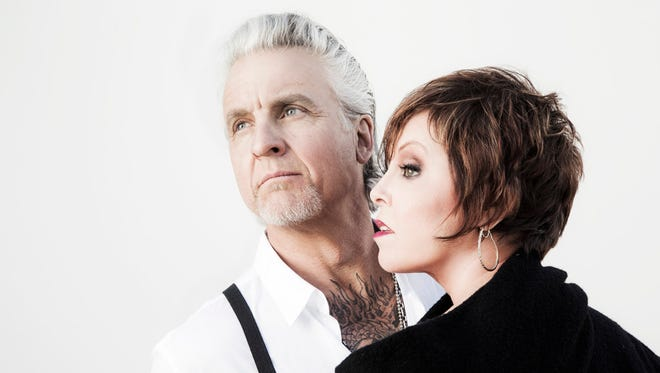 Neil Giraldo and Pat Benatar have been making music together for nearly 40 years.