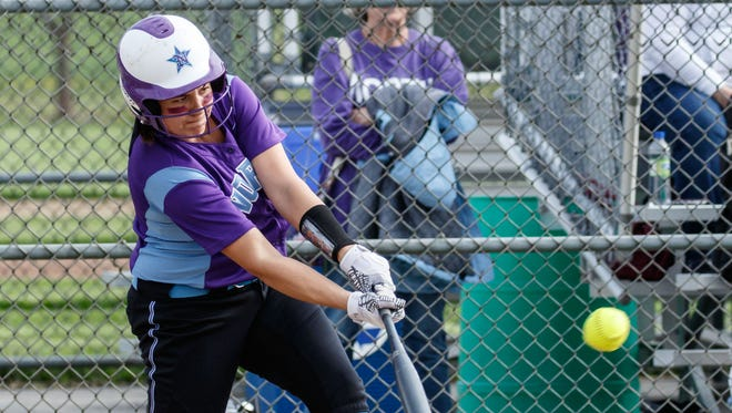 Junior Maddy Anderson leads Waukesha North  with a .448 average and 19 RBI.