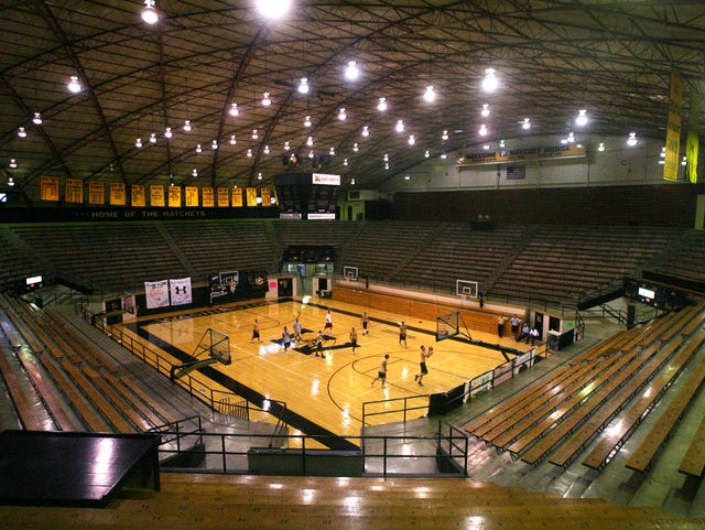 Indiana is full of tradition-rich high school gyms
